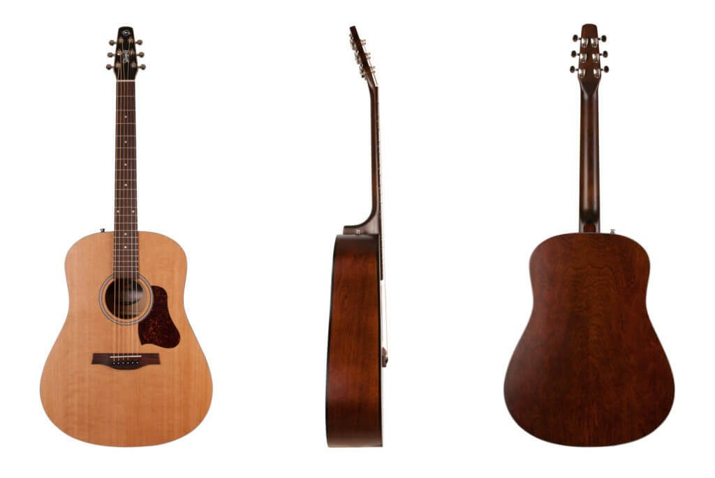 Seagull S6 Review - Acoustic Guitar