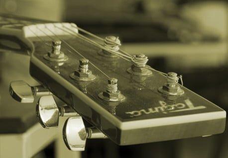 Change Guitar Strings