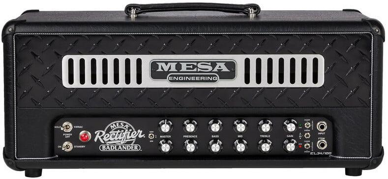 Mesa Boogie badlander Review