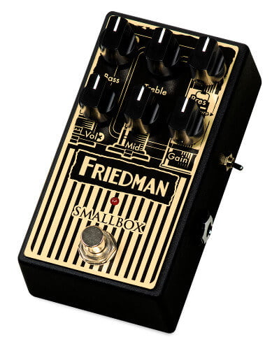 Friedman Smallbox Pedal Review