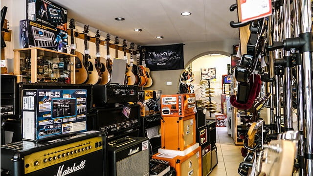 Guitar Center Trade In Program 2021